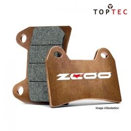 Plaquettes de frein Zcoo B001EX
