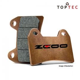 Plaquettes de frein Zcoo B001EX-C