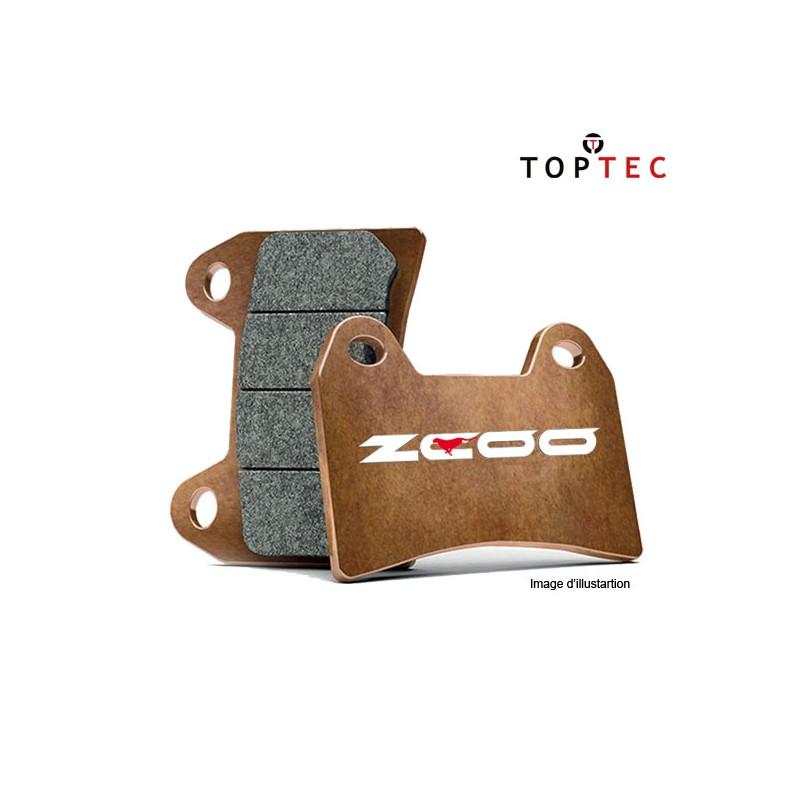 Plaquettes de frein Zcoo B002EX
